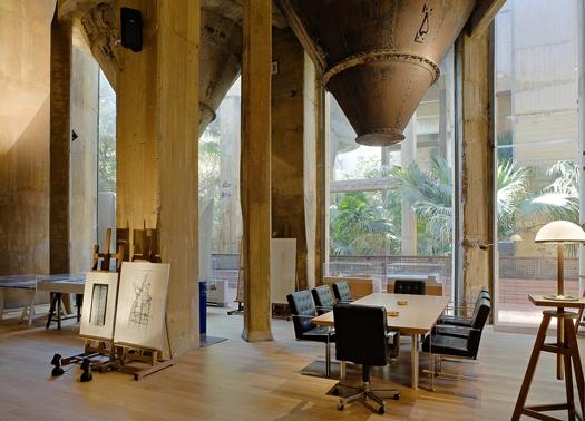 Barcellona studio